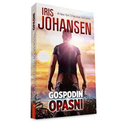 Iris Johansen - Gospodin Opasni