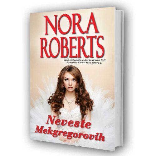 Nora Roberts - Neveste Mekgregorovih