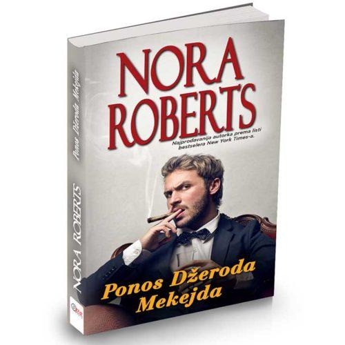 Nora Roberts - Ponos Džeroda Mekejda