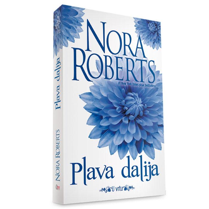 Nora Roberts - Plava dalija