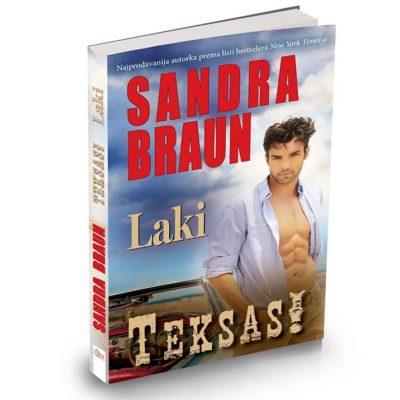 Sandra Braun - Teksas! Laki