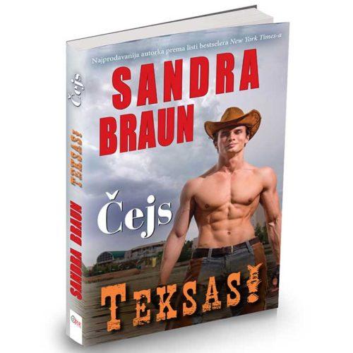 Sandra Braun - Teksas! Čejs