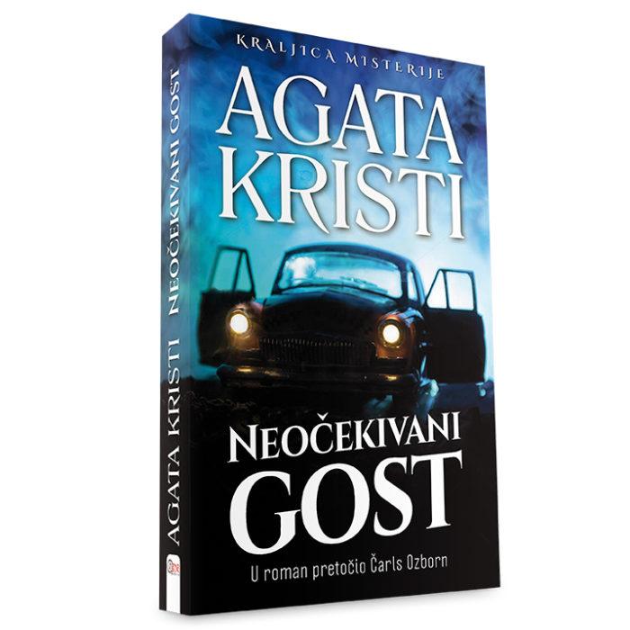 Agata Kristi - Neočekivani gost