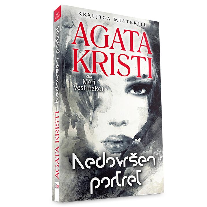 Agata Kristi - Nedovršen portret