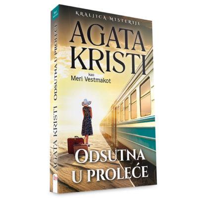 Agata Kristi - Odsutna u proleće