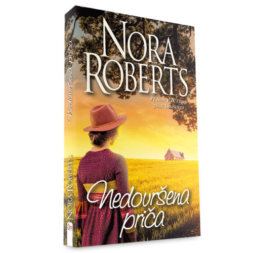 Nora Roberts - Nedovršena priča