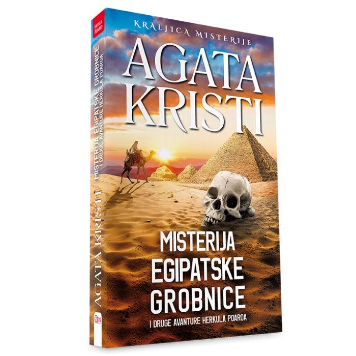 Agata Kristi - Misterija egipatske grobnice