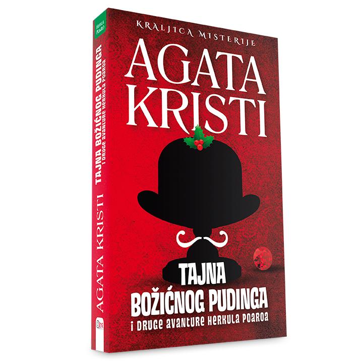 Agata Kristi - Tajna bozicnog pudinga