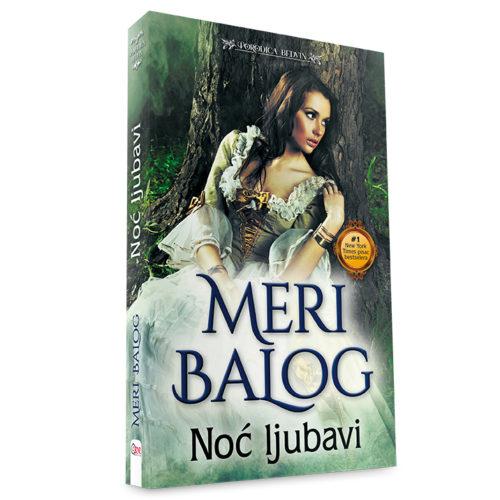 Meri Balog - Noć ljubavi