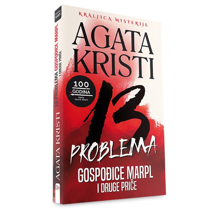 Agata Kristi - 13 problema gospođice Marpl i druge priče