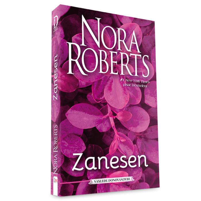 Nora Roberts - Zanesen