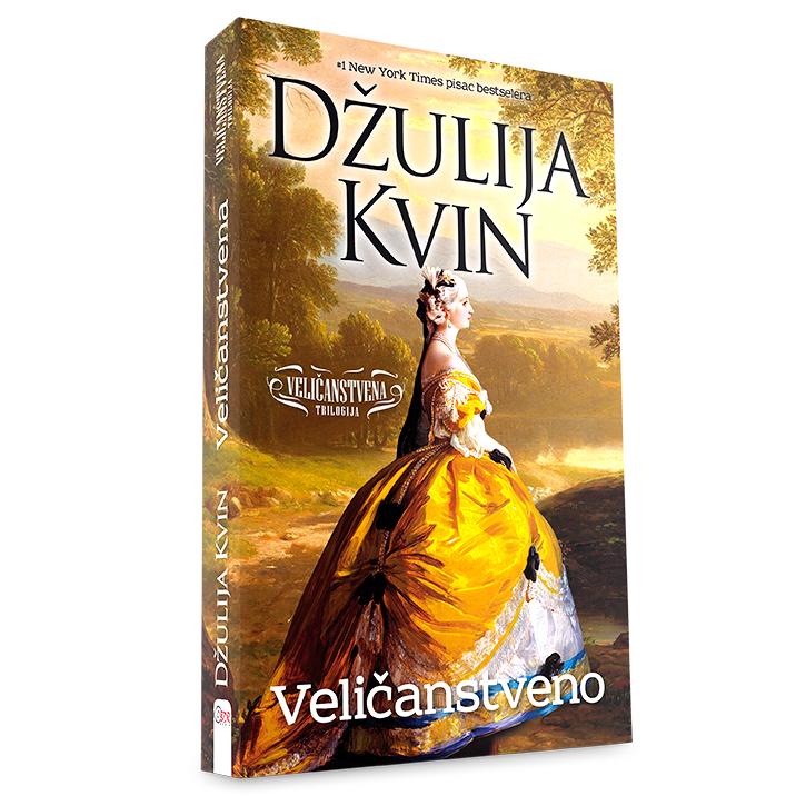 Džulija Kvin - Veličanstveno