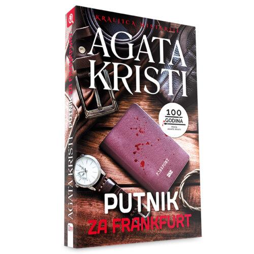 Agata Kristi - Putnik za Frankfurt