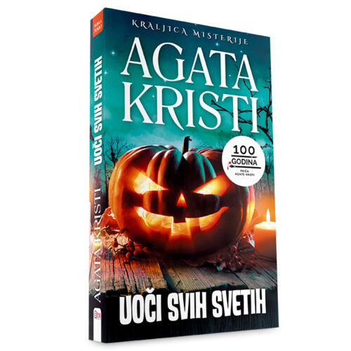 Agata Kristi - Uoči svih svetih