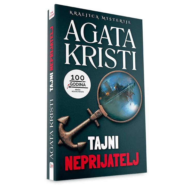 Agata Kristi - Tajni neprijatelj