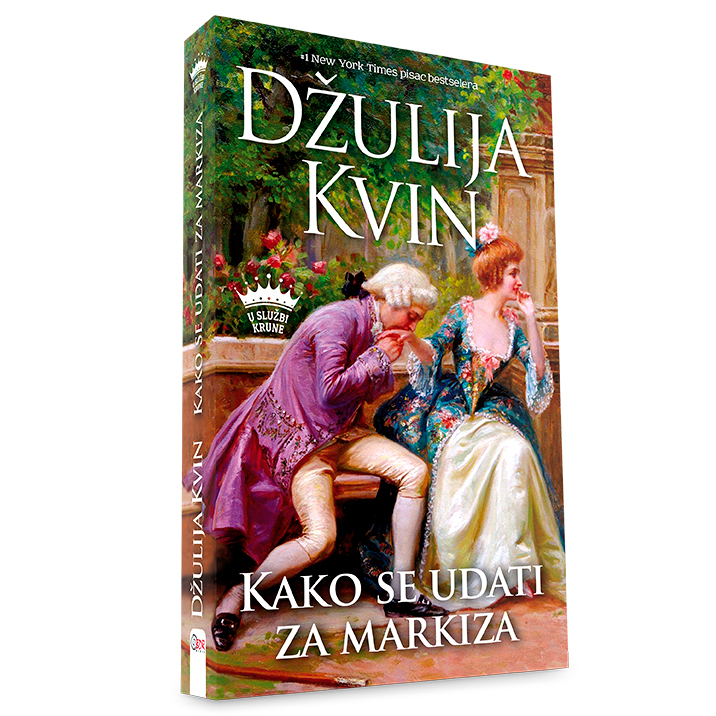 Džulija Kvin - Kako se udati za markiza